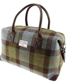 Authentic-Harris-Tweed-Holdall-Unisex-Bag-LB1006-0