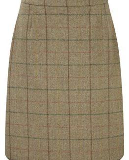 Caldene-County-Womens-Oxburgh-Pencil-Skirt-0