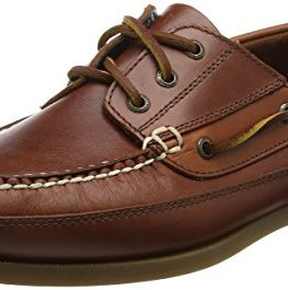 Chatham-Mens-Rockwell-Boat-Shoes-Brown-Chestnut-6-UK-0