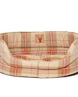 Danish-Design-Oval-Moss-21-inch-dog-bed-0