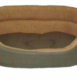 Danish-Design-Tweed-Range-Slumber-Bed-Green-0