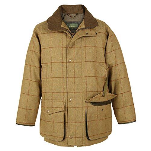 Debdale Men S Green Tweed Coat 122 That British Tweed
