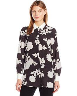 Ellen-Tracy-Womens-Button-Down-Shirt-0