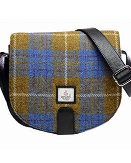 Genuine-Harris-Tweed-Cloudberry-Ladies-Small-Cross-Body-Bag-0