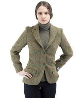 Genuine-Harris-Tweed-Ladies-Jacket-Hand-woven-in-Scottish-Hebrides-0