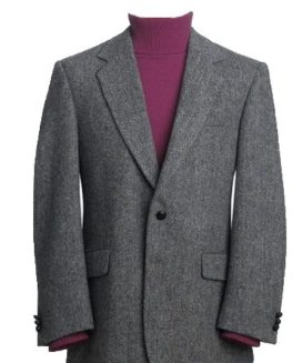 Genuine-New-Mens-Classic-Harris-Tweed-Wool-Dalmore-Jacket-0