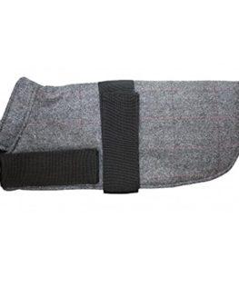 Go-Walk-Tweed-Coat-20-inch-Grey-0