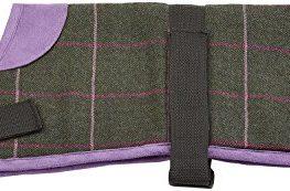Gor-Pets-Kensington-Coat-Tweed-Check-0
