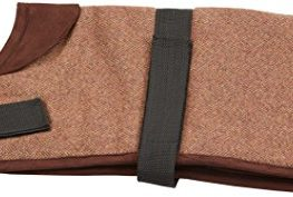 Gor-Pets-Kensington-Coat-Tweed-Herringbone-0