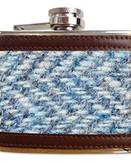 Harris-Tweed-4oz-Hip-Flask-0