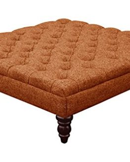 Harris-Tweed-Buttoned-Footstool-Large-Without-Storage-0