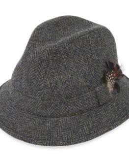 Harris-Tweed-Elgin-Hat-0