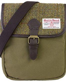 Harris-Tweed-Green-Tweed-Compact-Crossover-Bag-0