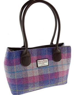 Harris-Tweed-Ladies-Authentic-Classic-Handbags-LB1003-0