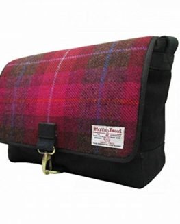 Harris-Tweed-Mens-Authentic-Premium-Shoulder-Strap-Despatch-Bag-0