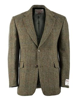 Harris-Tweed-Mens-Barra-Two-Button-Classic-Jacket-0