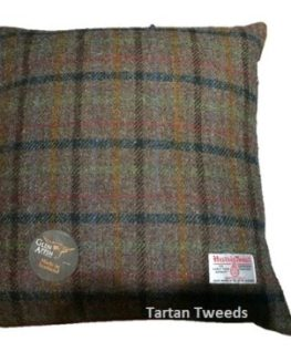 Harris-Tweed-Square-Cushion-Brown-Check-LB4002COL8-0