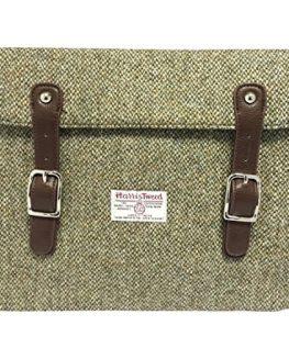 Harris-Tweed-Unisex-Shoulder-Strap-Laptop-Bag-LB1012-0