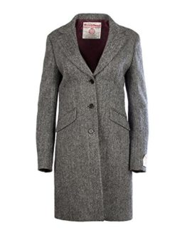Harris-Tweed-Womens-Eilean-Fashion-Long-Coat-0