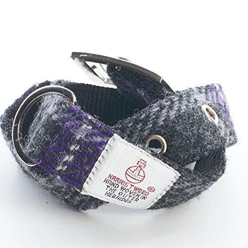 Tweed Dog Collars