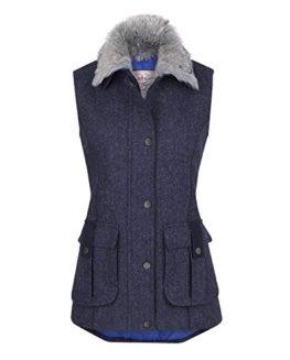 Jack-Murphy-WomensLadies-Jilly-British-Tweed-Country-Bodywarmer-Gilet-0