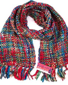 Ladies-Autumn-Winter-Vibrant-Multi-Colour-Chunky-Soft-Scarf-Available-in-8-Fashion-Colours-0