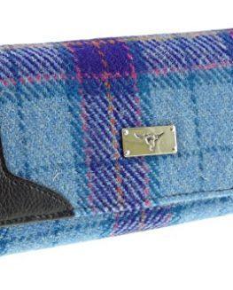 Ladies-Long-Wallet-Purse-Harris-Tweed-LB2000-0