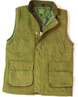 New-Mens-Tweed-Derby-Gilet-outdoor-bodywarmer-quilted-waistcoat-jacket-fiishing-hunting-shooting-mens-wool-branded-outerwear-0