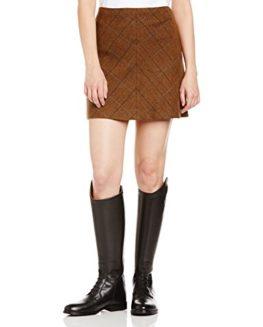 Tottie-Womens-Tara-Tweed-Skirt-0