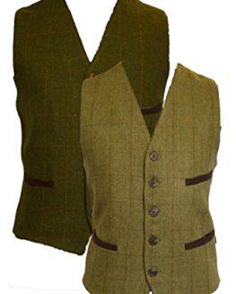 Walker-Hawkes-Mens-Tweed-Waistcoat-Formal-Teflon-Dress-Gilet-0