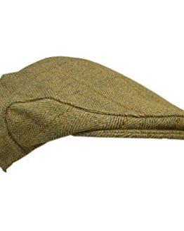 ad86632bd02 Walker   Hawkes – Uni-Sex Derby Tweed Flat Cap Hunting Shooting Countrywear  Hat – Li.