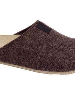 Womens-Mules-Tweed-UK-6-Brown-0