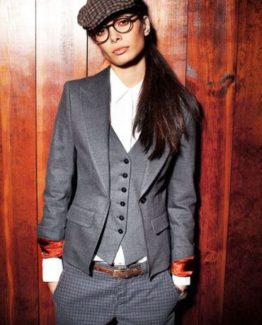 Womens Tweed Fashion