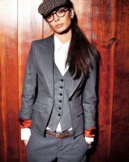 Womens Tweed Fashion