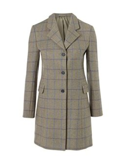 York-Ladies-Blue-Tweed-Coat-116-0