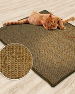casa-pura-Sisal-Cat-Scratch-Mat-Cork-Tweed-Protection-Play-Pad-Multiple-Sizes-Available-0