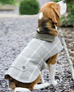 Tweed Dog Coats