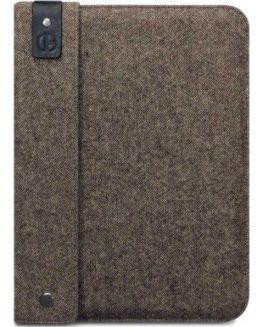 iPad-234-Berkeley-Hopsack-Brown-Tweed-Leather-Carry-Case-0
