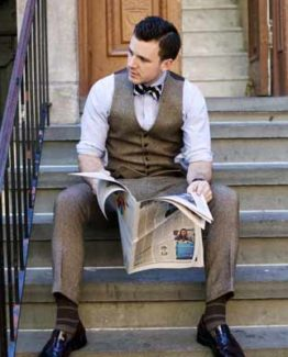 Mens Tweed Fashion