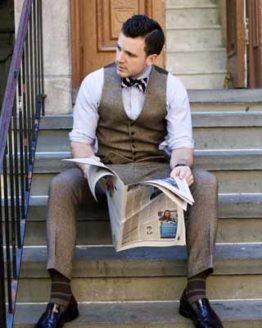 Mens Tweed Fashion