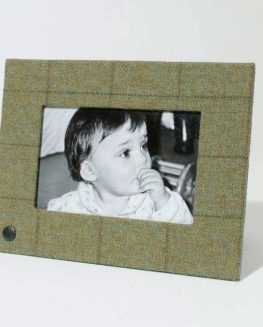Tweed Picture Frames