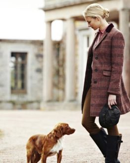 Womens Tweed Coats