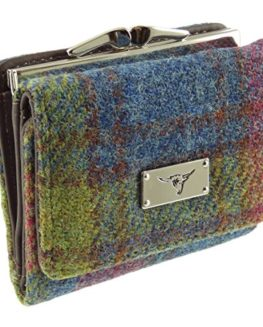 Ladies-Harris-Tweed-Clasp-Purse-Unst-LB2113-0