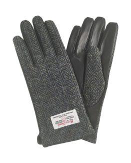 Womens Tweed Gloves