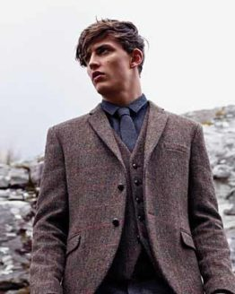 Mens Tweed Suits
