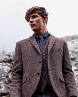 Mens Tweed Suits