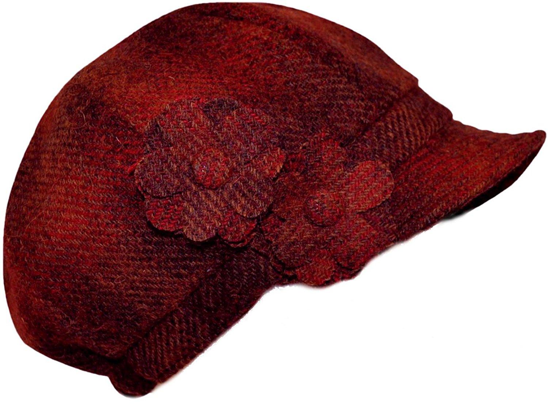 Womens Tweed Hats