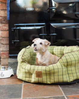 Tweed Dog Beds