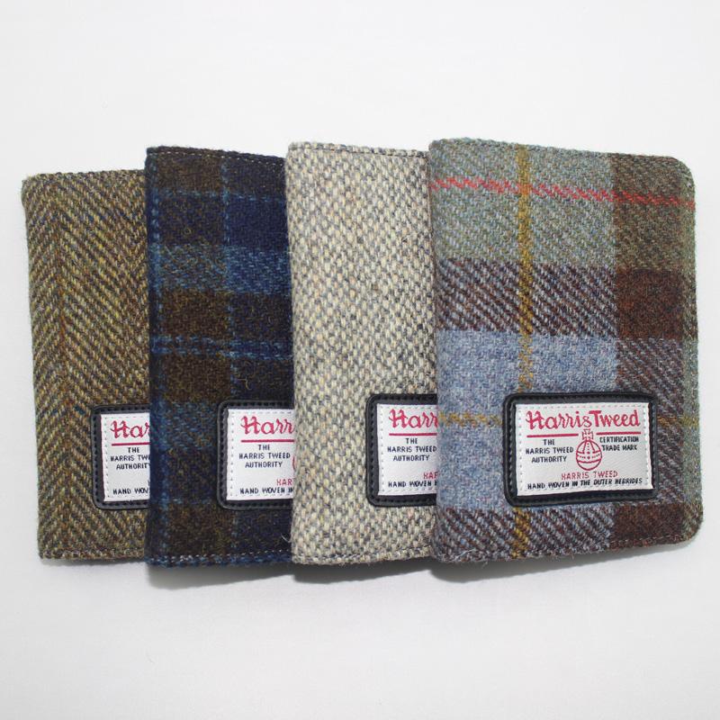 Tweed Wallets