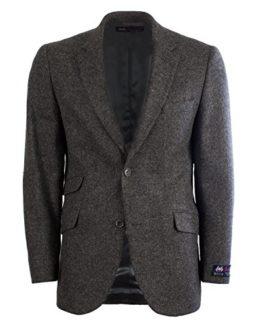 BALMORAL-Mens-Shetland-Wool-Scottish-Harris-Jacket-0
